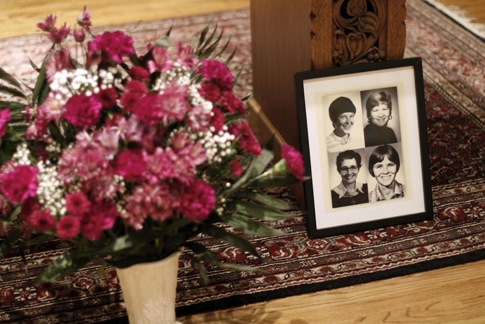 Congregations plan to honor churchwomen slain in El Salvador 40 years ago