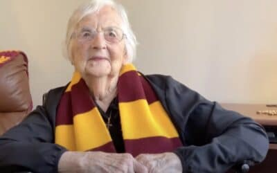 A message from Sister Jean